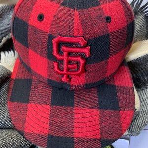New Era San Francisco baseball hat